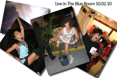 Kinesis Athena Audrey Cash – Blue Room 10.02.10