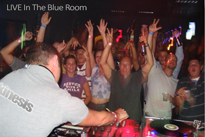 """""""Live In The Blue Room"""""""