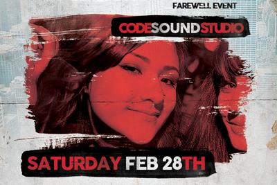 Rebecca's Farewell – Code Sound Studio | 02.28.15
